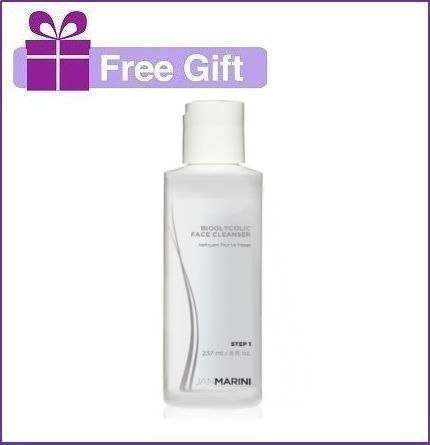 FREE Jan Marini Travel Size Bioglycolic Cleanser .5oz