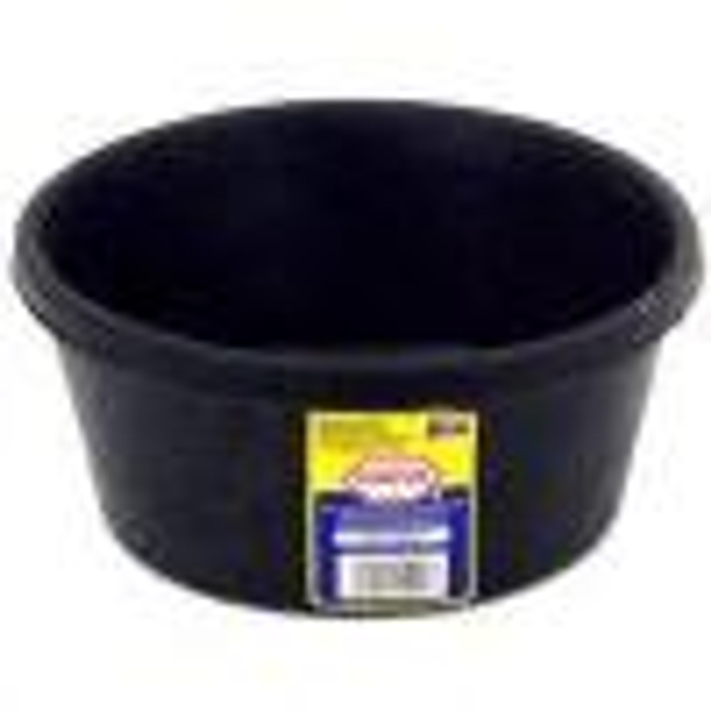 Fortex 2qt. Rubber Bowl