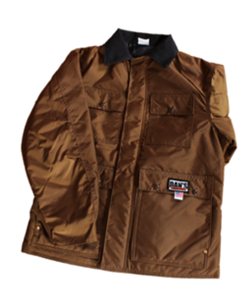 Dan's Briar Boss Coat 3XL