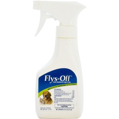 Flys Off Spray (For Dogs) 6oz.