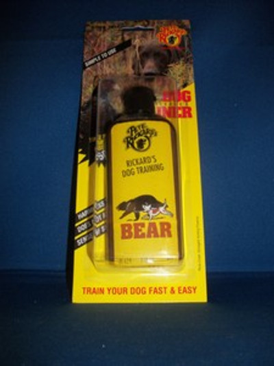 Pete Rickards Dog Training Scent