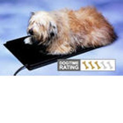 Small Allied Plastic Heated Pet Mat
