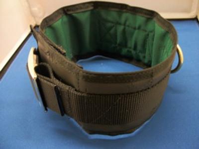 Hog Dog Cut Collar - Singe Buckle