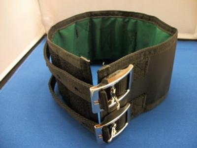 Hog Dog Cut Collar - Double Buckle