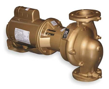 Bell Gossett 172709LF Series 60 Pump B604S 1/4 HP Motor