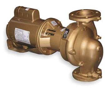 172741LF Bell Gossett Series 60 Pump B608T 1/2 HP Motor