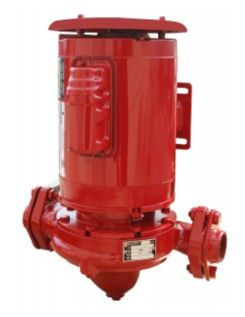 179033LF Bell Gossett 90-21T Pump 15 HP Motor 179033