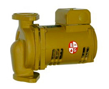 1BL013LF Bell & Gossett PL-30B with 1/12 HP Motor