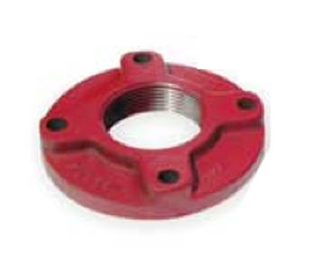 "441254-010 Armstrong Cast Flange Cast Iron 4"" 2-B"