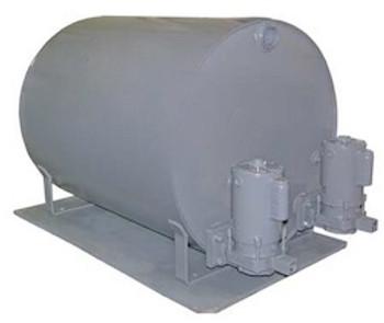 Hoffman Boiler Feed Pump 100HP 50 Gal 50HBFD-1520