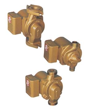 103316LF Bell & Gossett NBF-18S Pump 1/25 HP Motor
