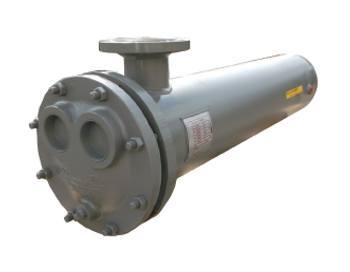 WU129-4 Bell & Gossett Shell & Tube Heat Exchanger