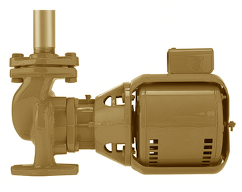 116432LF-133 Armstrong H-51 All Bronze Pump w/ 1/4 hp