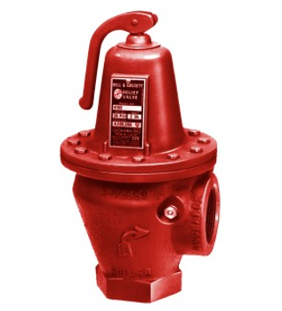110034 Bell & Gossett 4100-30 ASME Safety Relief Valve