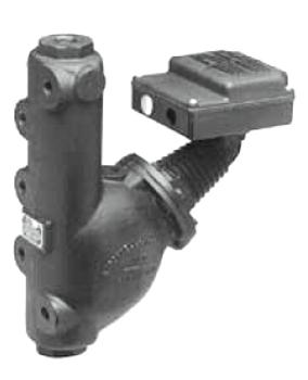176223 McDonnell & Miller 157S-P-MD Hi Pressure Level Control