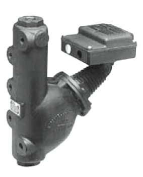 177006 McDonnell & Miller 157S-RL-M Hi Pressure Level Control