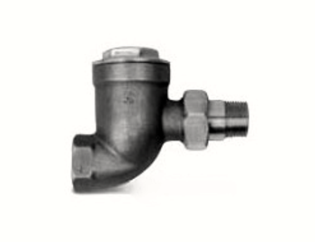 """402011 Hoffman 17C-3 - 3/4"""" Straight Away Thermostatic Trap"""