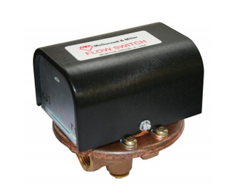 113250 McDonnell & Miller FS1-G Flow Switch With Gold Plated Contacts