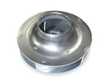 """118629 Bell & Gossett Steel Impeller 5-1/4"""" OD BG1265"""