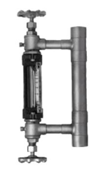 "Bell & Gossett TFI-1-1/2 Thermoflo Indicator 1-1/2"" Sweat Part Number 140002"