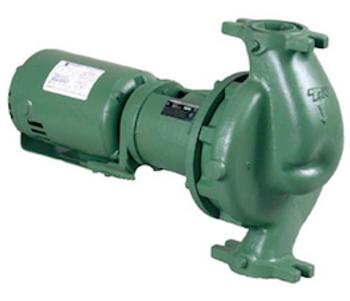 Taco 1611E3E1 1/3HP 1PH 1600 Series In-Line Centrifugal Pump