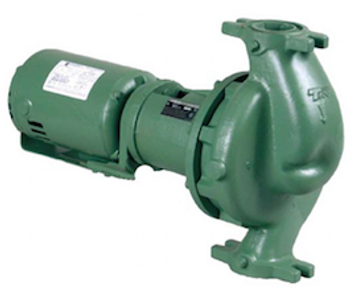 Taco 1635E3E2 1HP 3PH 1600 Series In-Line Centrifugal Pump