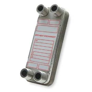 """BPDW415-60 Bell & Gossett 5-707-15-060-002 (1"""" MPT) Heat Exchanger"""
