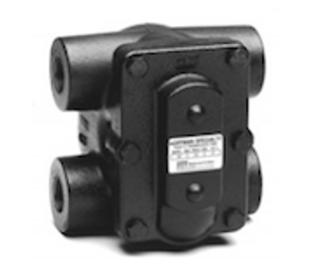 """404218 Hoffman Steam Trap FT175H-4 - 1"""" Float & Thermostatic Trap"""