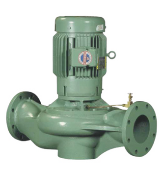KV 2007 Taco KV Series 2HP Vertical In-Line Pump