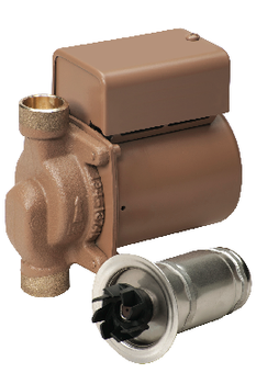 "006-B4 Taco Bronze Circulator Pump 3/4"" SWT"