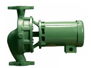1919E Taco Cast Iron Pump 1-1/2HP 3 Phase