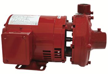 168327LF Bell & Gossett e3517S Series e-1535 Pump 2HP