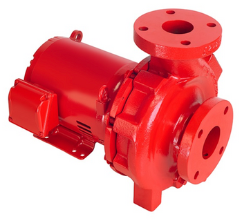 Armstrong 4280 Series Horizontal Close Coupled Pump 5x4x8-5HP