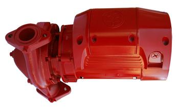 179210LF Bell & Gossett e9051S-ECM Motor Inline Pump 1.25AAB