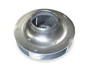 "Taco 1641-001SRP 7"" Stainless Steel Impeller"