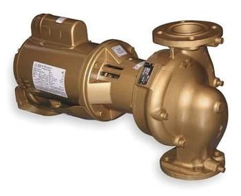 1EF074LF Bell & Gossett Be621S Bronze Series e-60 Pump 1/2 HP