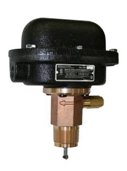 """120150 McDonnell & Miller FS7-4EL - 1-1/4"""" Flow Switch"""
