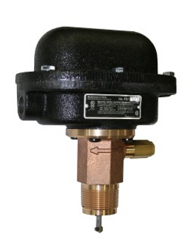 """120201 McDonnell & Miller FS7-4W - 1-1/4"""" Flow Switch"""