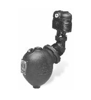 165500 McDonnell & Miller High Pressure Level Control 94A