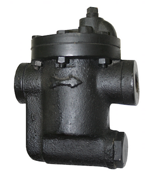 404301 Hoffman B1015S-2 Inverted Bucket Steam Trap w/ Strainer