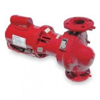 172761LF Bell Gossett 624S Series 60 Pump With 1 HP Motor
