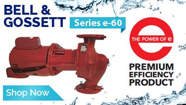 Bell & Gossett Series e60 Pump