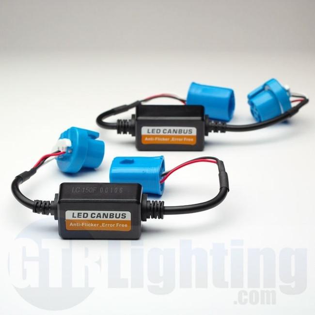 GTR Lighting LED CANBUS Modules - 9007 Style