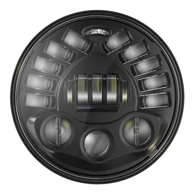 "JW Speaker Model 8791 Non-adaptive 7"" - Black"