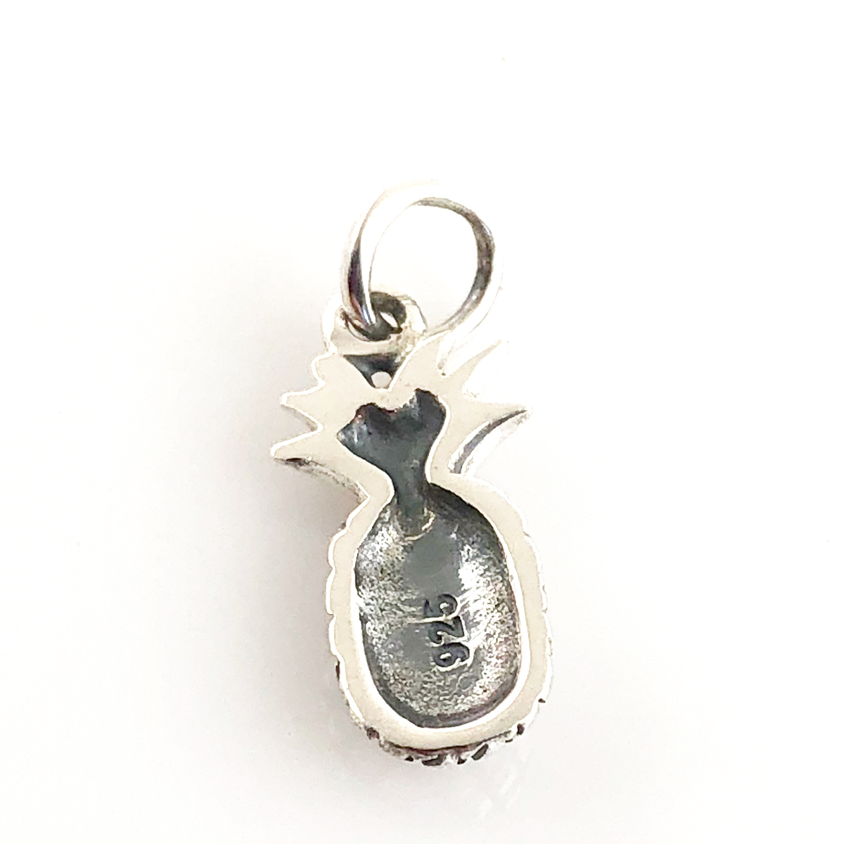 Pineapple Simple Charm (hollow)