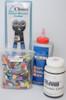 Mosaic Tile Art Starter Kit:  Weldbond Glue, Nippers, Grout & Tiles!