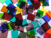 Translucent Mix Stained Glass Mosaic Tiles