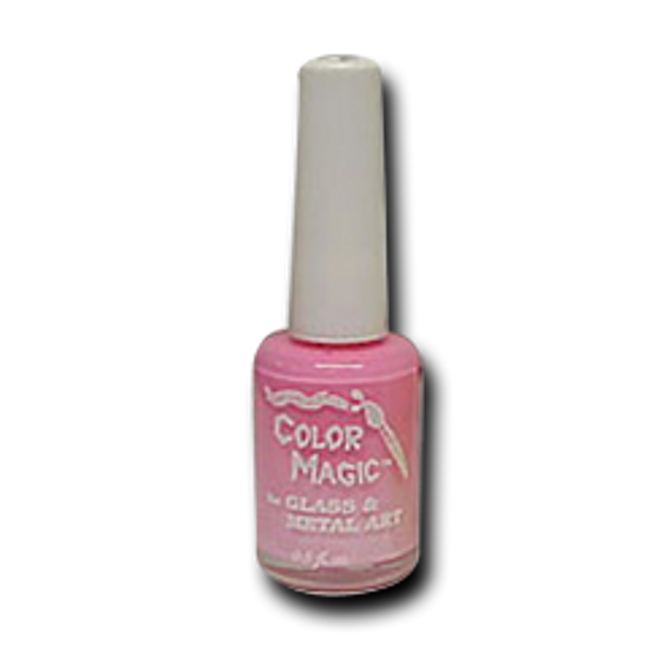 PINK Opaque Color Magic multi-surface/glass paint