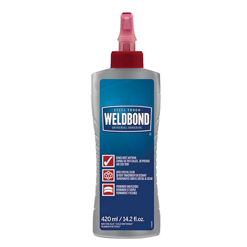 Weldbond Mosaic Adhesive 5.4 oz. Bottle