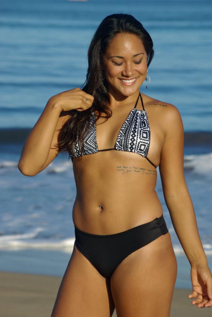 Tonga  Adjustable Slider BIKINI bathing suit Top Customize Size & Choose from 50+ Fabrics Facebook